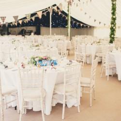 Marquee wedding venue, Cumbria