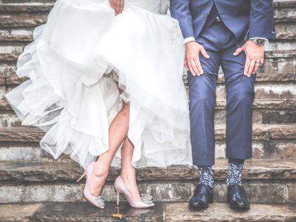 Should the groom see the bride before the wedding?